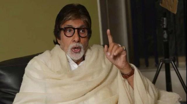 amitabh bachchan अमिताभ बच्चन accident during shooting