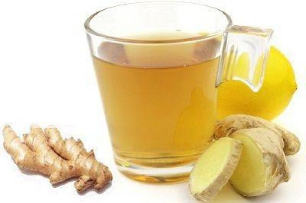 ginger अदरक reduces belly fat