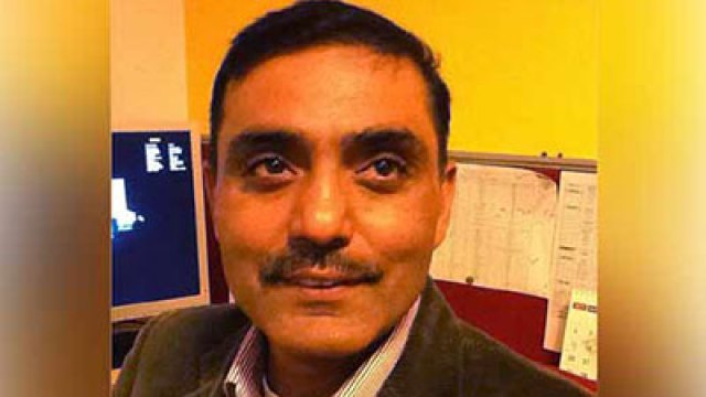 sanjay bragda regarding evm ईवीएम मशीन scam