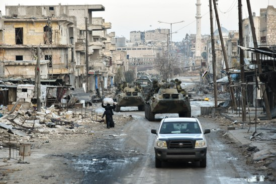 whole world silent over syria सीरिया violence
