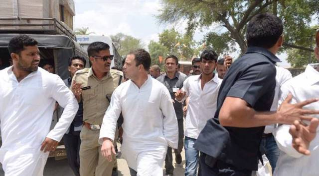 Image result for congress wins madhya pradesh rahul gandhi