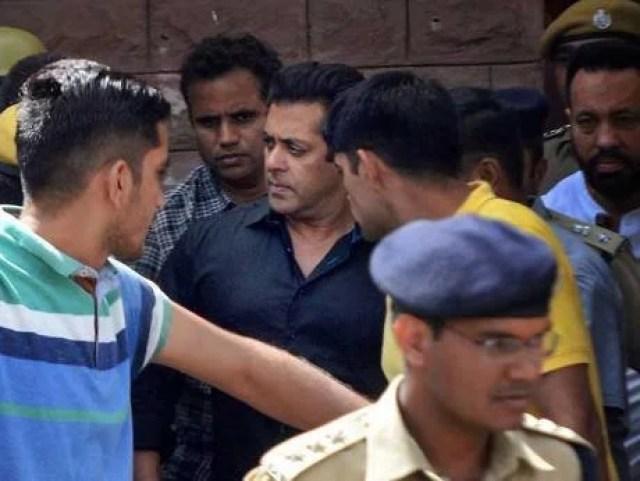 salman khan death threat जोधपुर