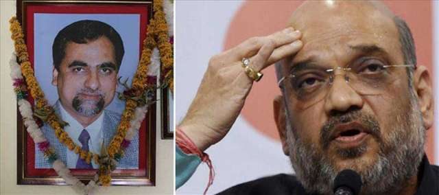 Image result for amit shah guilty in judge loya case