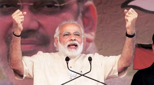 Image result for narendra modi in mp
