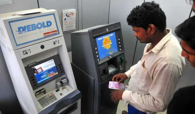Image result for cash withdrawal from atm
