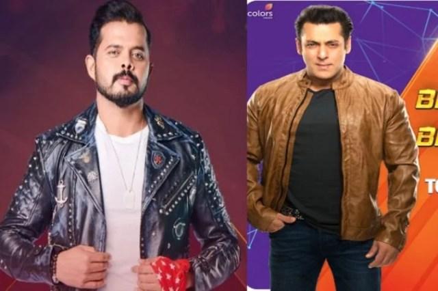 salman khan सलमान खान targets sreesanth during bigg boss show