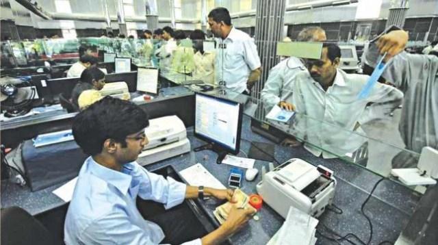 Image result for inside banks in india