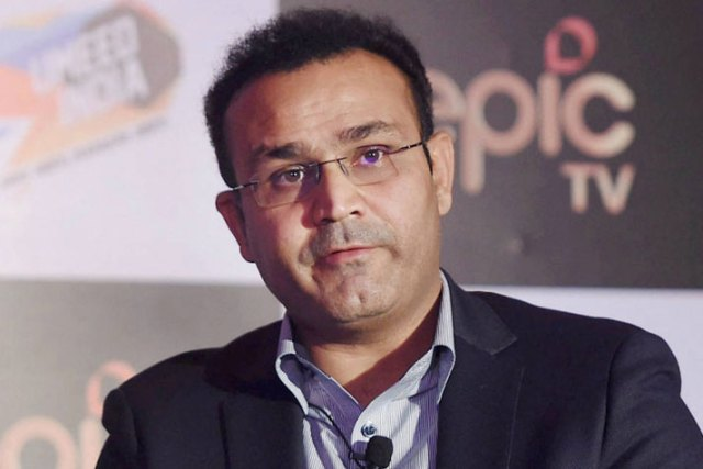 virendra sehwag वीरेन्द्र सहवाग gives bjp shock