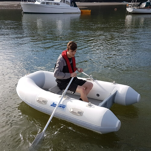 Seafarer inflatable boat