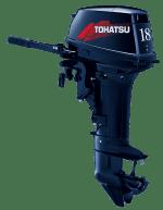 Tohatsu Outboard 18HP