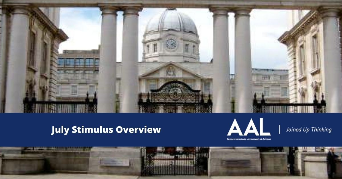 July Stimulus Overview
