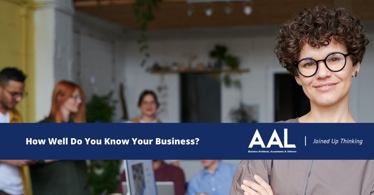 How well do you know your business