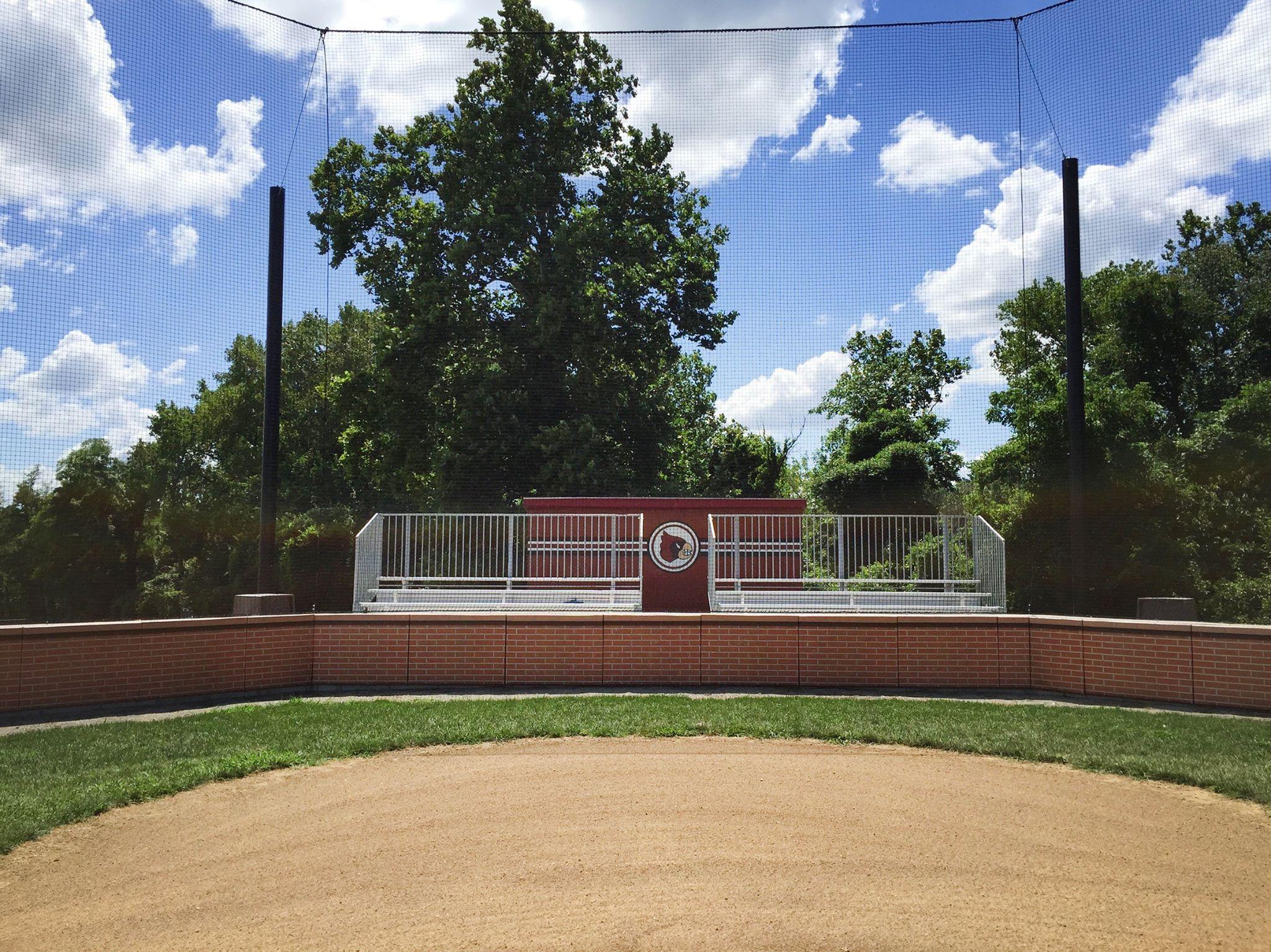 Custom Baseball Backstops Netting  AALCO Manufacturing