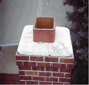 A All Animal Control Chimney Cap installation and Services