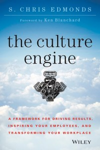 Book cover image of The Culture Engine by S. Chris Edmonds