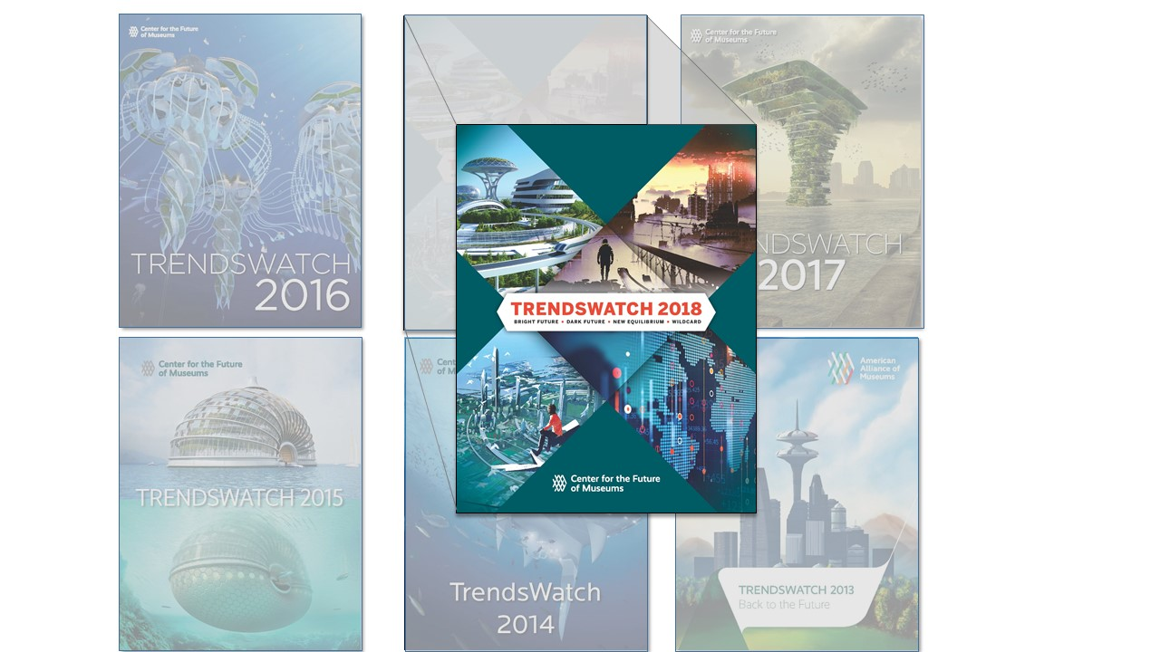 TrendsWatch covers 2012 - 2017