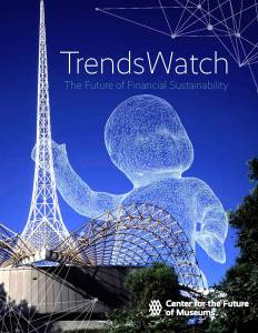 Cover of the TrendsWatch Financial Sustainability issue