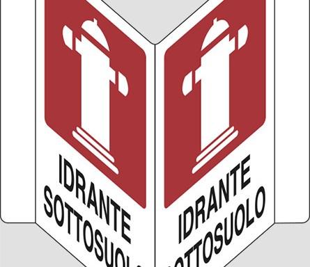 """IDRANTE SOTTOSUOLO """"V"""""""