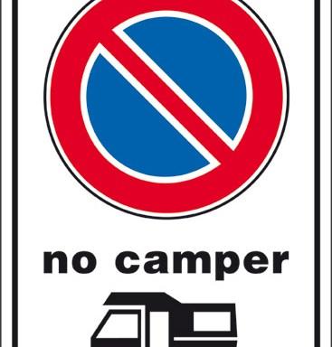 no camper