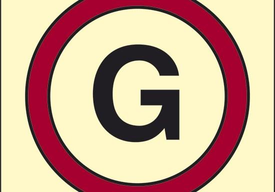 G (generatore d'emergenza) luminescente