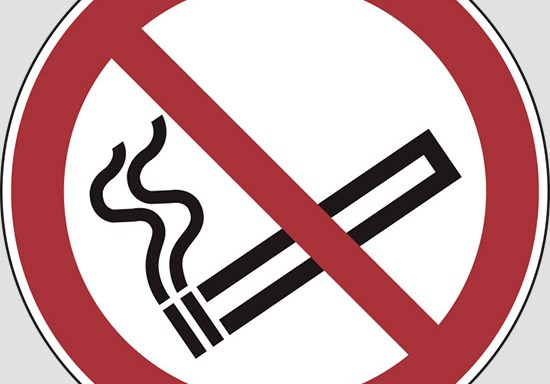 (vietato fumare)
