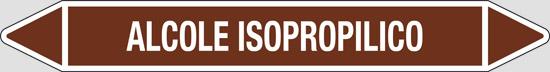 ALCOLE ISOPROPILICO (oli minerali, oli vegetali e oli animali, liquidi combustibili e/o infiammabili)