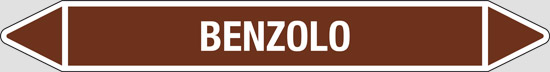 BENZOLO (oli minerali, oli vegetali e oli animali, liquidi combustibili e/o infiammabili)