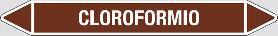 CLOROFORMIO (oli minerali, oli vegetali e oli animali, liquidi combustibili e/o infiammabili)