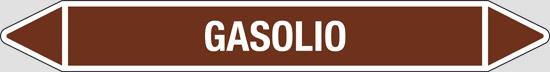 GASOLIO (oli minerali, oli vegetali e oli animali, liquidi combustibili e/o infiammabili)