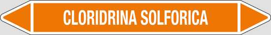 CLORIDRINA SOLFORICA (acidi)