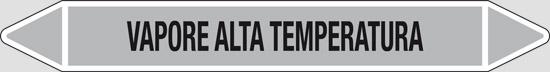 VAPORE ALTA TEMPERATURA (vapore a acqua surriscaldata)