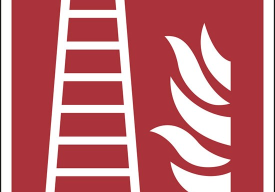 (scala antincendio – fire ladder)