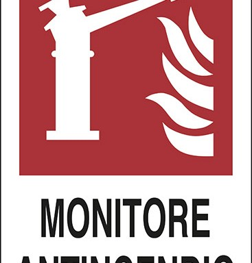 MONITORE ANTINCENDIO
