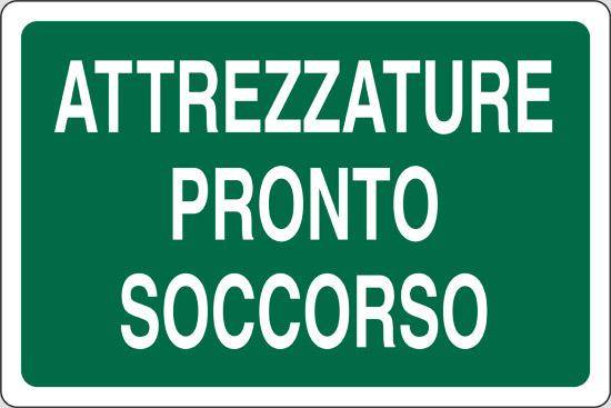 ATTREZZATURE PRONTO SOCCORSO