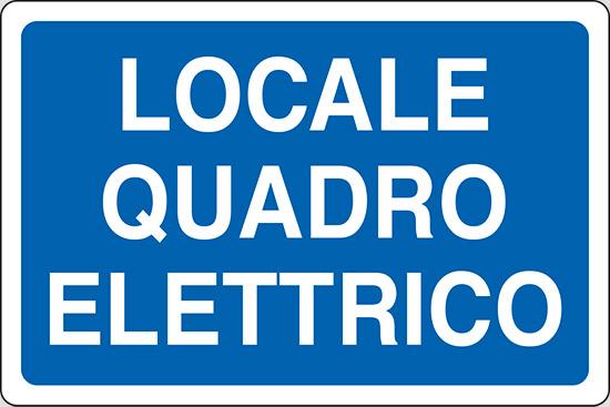 LOCALE QUADRO ELETTRICO