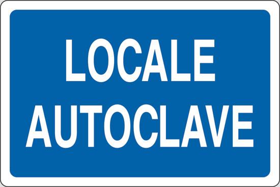LOCALE AUTOCLAVE