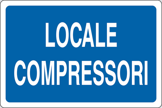 LOCALE COMPRESSORI