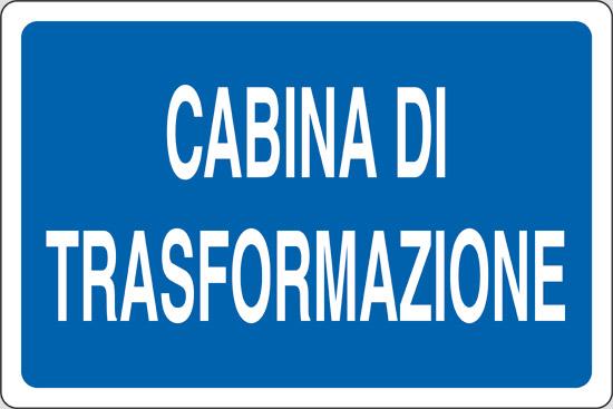 CABINA DI TRASFORMAZIONE