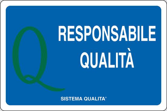 RESPONSABILE QUALITA'