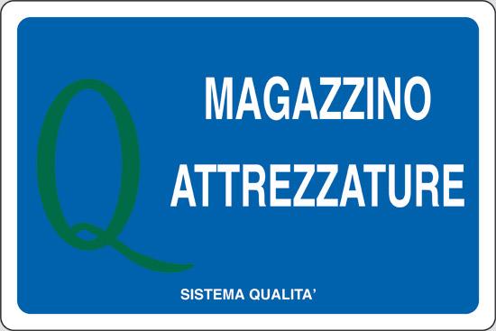 MAGAZZINO ATTREZZATURE