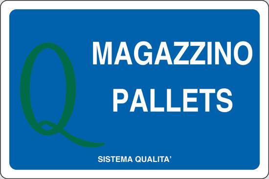 MAGAZZINO PALLETS