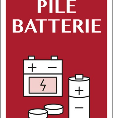 raccolta differenziata PILE BATTERIE