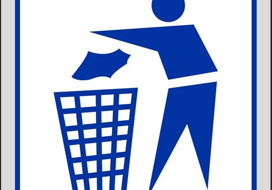(cesto rifiuti)