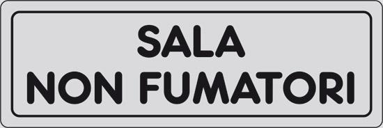 SALA NON FUMATORI