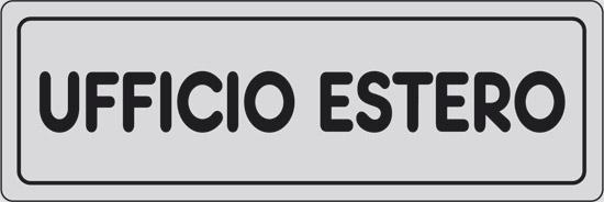 UFFICIO ESTERO