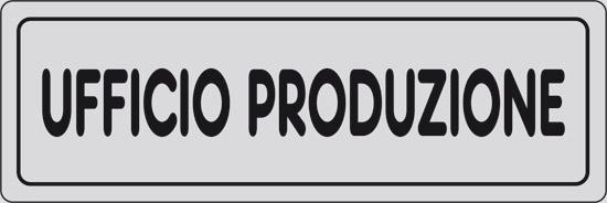 UFFICIO PRODUZIONE