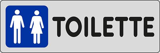 TOILETTE (uomini e donne)