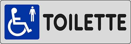 TOILETTE (disabili uomini)