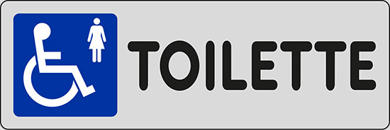 TOILETTE (disabili donne)