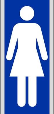 (toilette donne)